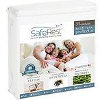 SafeRest防过敏防水床垫套