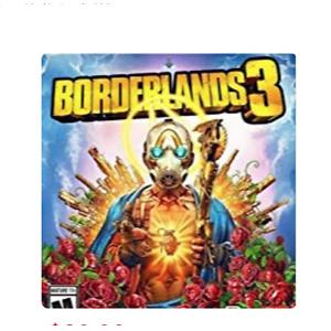 Walmart:Borderlands 3, Take 2, PlayStation 4, 0710425574931