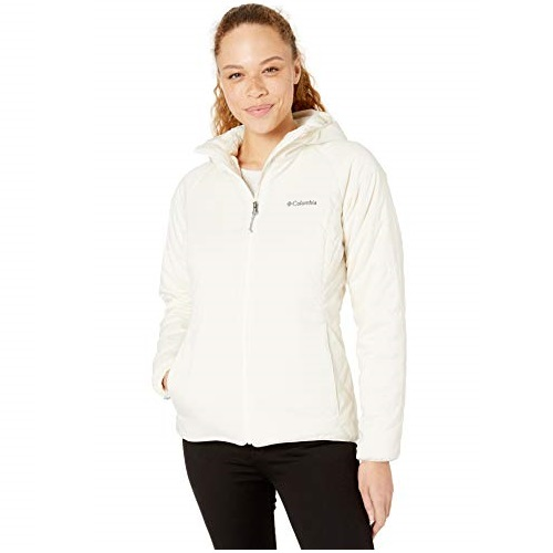 Columbia Women's Kruser Ridge II Plush Softshell Jacket, Water repellent, Windbreaker