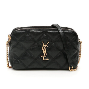 SAINT LAURENT BECKY CHAIN BAG