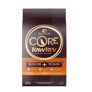 Wellness CORE RawRev Grain-Free Original Recipe with Freeze-Dried Turkey Dry Dog Food