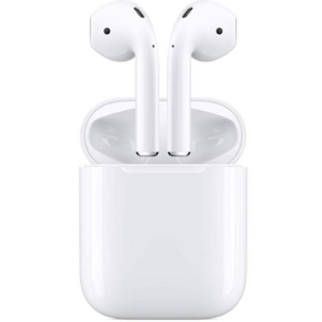 Apple AirPods with Charging Case (Latest Model) $129.98