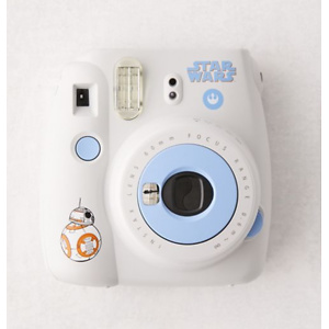 Fujifilm Instax Mini 9 Star Wars Instant Camera