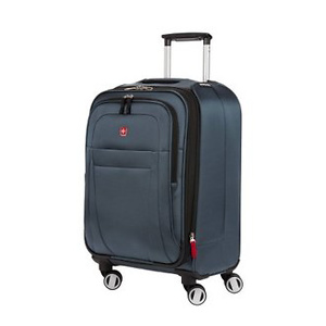 "SWISSGEAR 20"" Zurich Carry On Suitcase - Blue"