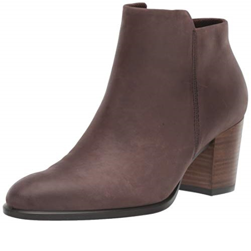 ECCO Women's Shape 55 Stacked Heel Ankle Boot