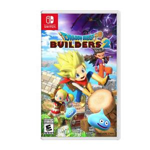 Dragon Quest Builders 2, Nintendo, Nintendo Switch