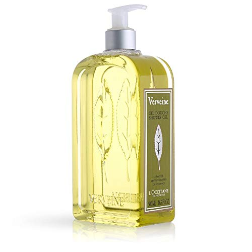L'Occitane Verbena Shower Gel, 16.9 Fl Oz
