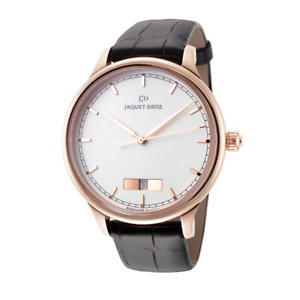 Jaquet Droz Astrale Grande Heure Minute Calendar  Men's Watch