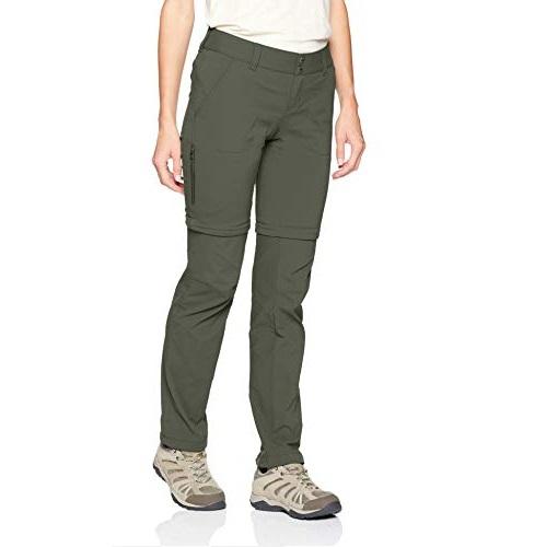 白菜!Columbia 哥伦比亚 Saturday Trail 女士 户外 活动 短裤/直筒裤 两用裤