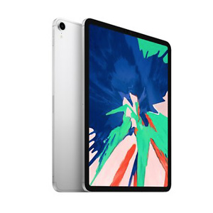 Apple 11-inch iPad Pro (2018) Wi-Fi 64GB - Silver