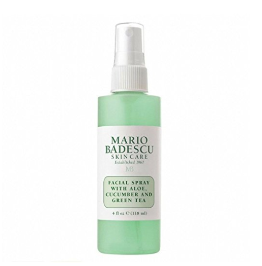 Mario Badescu Skin Care Facial Spray with Aloe,Cucumber And Green Tea