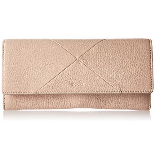 ECCO Linnea Continental Wallet, fig metallic