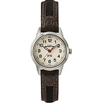 Expedition Field Mini 26mm Leather Strap Watch