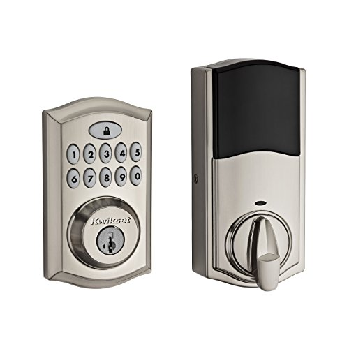 Kwikset 99130 电子智能密码锁