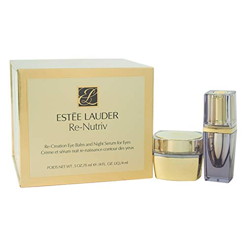 Estee Lauder Re-Nutriv Re-Creation Eye Balm Plus Night Serum for Unisex