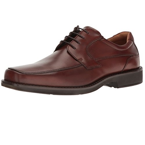 ECCO Men's Seattle Apron-Toe Derby Shoe $51.54, free shipping