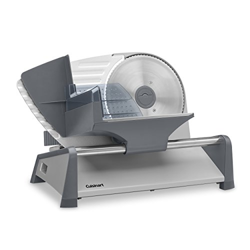 Cuisinart FS-75 Kitchen Pro Food Slicer, Gray