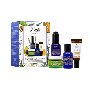 KIEHL'S SINCE 1851 Midnight Recovery Cleansing Oil & Concentrate Set