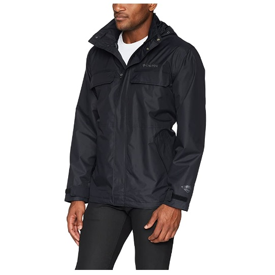 Columbia Men's Dr. DownPour II Jacket, Waterproof & Breathable