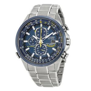 Citizen Eco Drive Blue Angels Chronograph Men's Watch