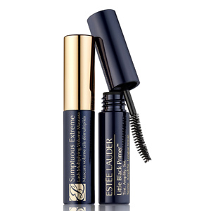 ESTÉE LAUDER Amped Up Lashes Travel Size Mascara & Primer Set