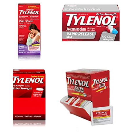 Best Sellers in Acetaminophen