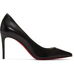 Christian Louboutin Black Kate Heels