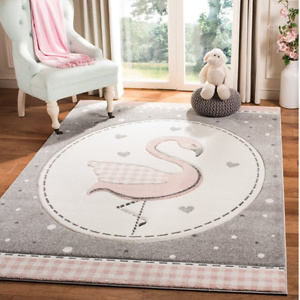 Safavieh Carousel Kids Dina Flamingo Area Rug