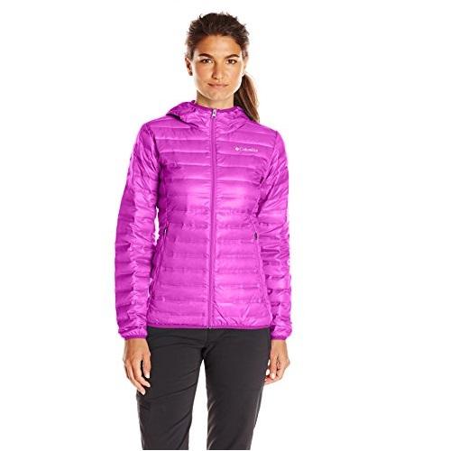 Columbia Sportswear Women's Flash Forward Hooded Down Jacket