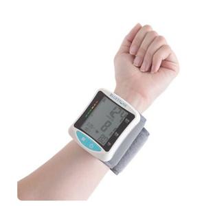 Bluestone Automatic Digital Wrist Blood Pressure Monitor, LCD Display, WHO Indicator & Adjustable Cuff