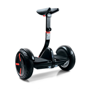 Segway miniPRO Smart Self Balancing Personal Transporter with Mobile App Control 12+ mile range and 260 Watt Hours