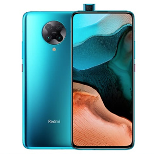 Redmi K30 Pro 5G Pioneer Snapdragon 865 flagship processor pop-up super light full screen Sony 64 million HD quad camera 4700mAh long battery life 33W flash charge 8GB + 128GB Skyline Blue gaming smartphone Xiaomi Redmi