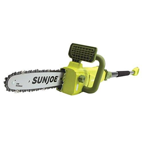 Sun Joe 手持加长2合1家用灌木修剪电锯