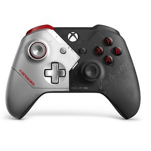 Microsoft Xbox One Cyberpunk 2077 Wireless Controller