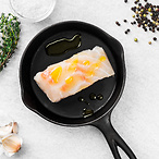 野生冰岛鳕鱼 (8) 6oz filets
