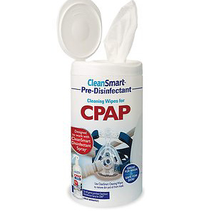 CleanSmart CPAP Cleaning Wipes