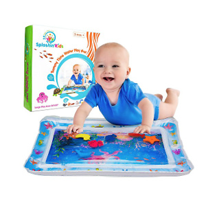 Splashin'kids Inflatable Tummy Time Premium Water mat