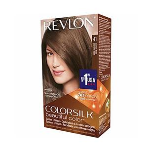 Revlon Colorsilk Beautiful Color, Permanent Hair Dye with Keratin