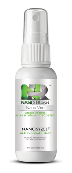 Nano Rush: Buy 1 PreCold Shield and Get 1 Vitamin D3-fense for 25% Off