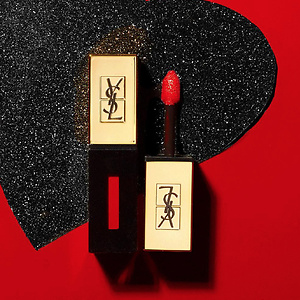 YVES SAINT LAURENT Glossy Stain Lip Color #12