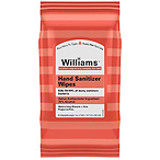 Williams Hand Sanitizer Wipes