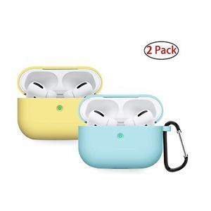 Compatible AirPods Pro Case Cover Silicone Protective Skin