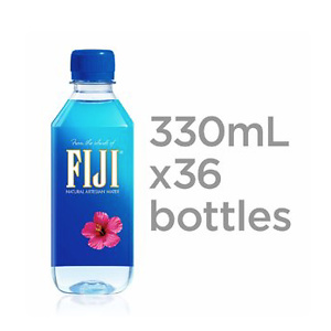 FIJI Natural Artesian Water, 11.15 Fl Oz (Pack of 36)