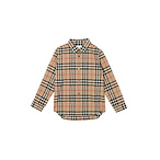 Burberry Fredrick Plaid Woven Shirt