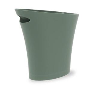 Umbra 浴室椭圆垃圾桶,省空间设计