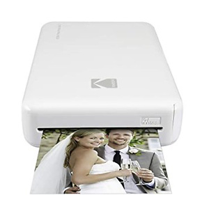 Kodak Mini 2 HD Wireless Portable Mobile Instant Photo Printer