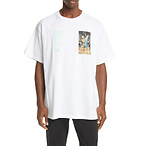OFF-WHITE Pascal Painting Tee