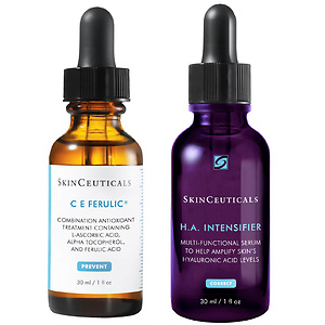 SkinCeuticals Plump and Glow regimen