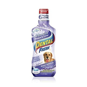 Dental Fresh Water Additive for Pets