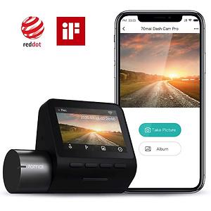 70mai Smart Dash Cam Pro, 2K Dash Cam Recorder (2020)
